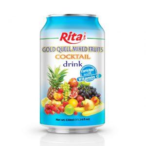 Nước ép trái cây hỗn hợp 330ml
