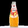 nước uống hạt é hương vị đào 290ml