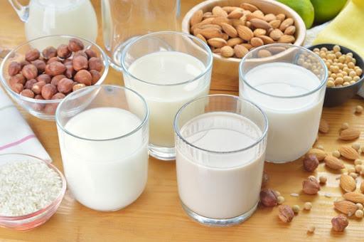 đồ uống sữa thực vật 2