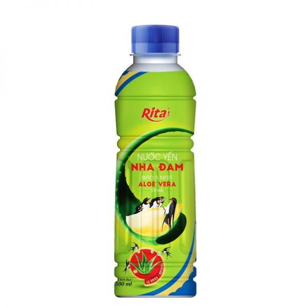 Nước yến sào nha đam tự nhiên RITA 500ml