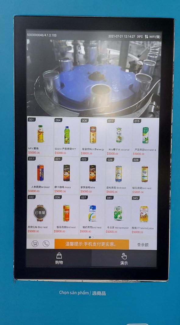 Nhiều sản phẩm nước giải khát để lựa chọn